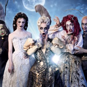 Sissi's Halloween Spooktacular Brunch & Dinner
